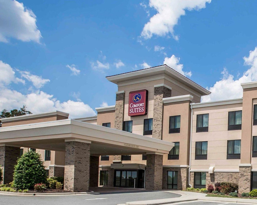 Exterior, Comfort Suites Whitsett - Greensboro East