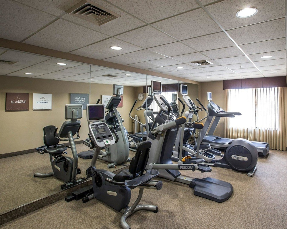Fitness Facility, Comfort Suites Whitsett - Greensboro East