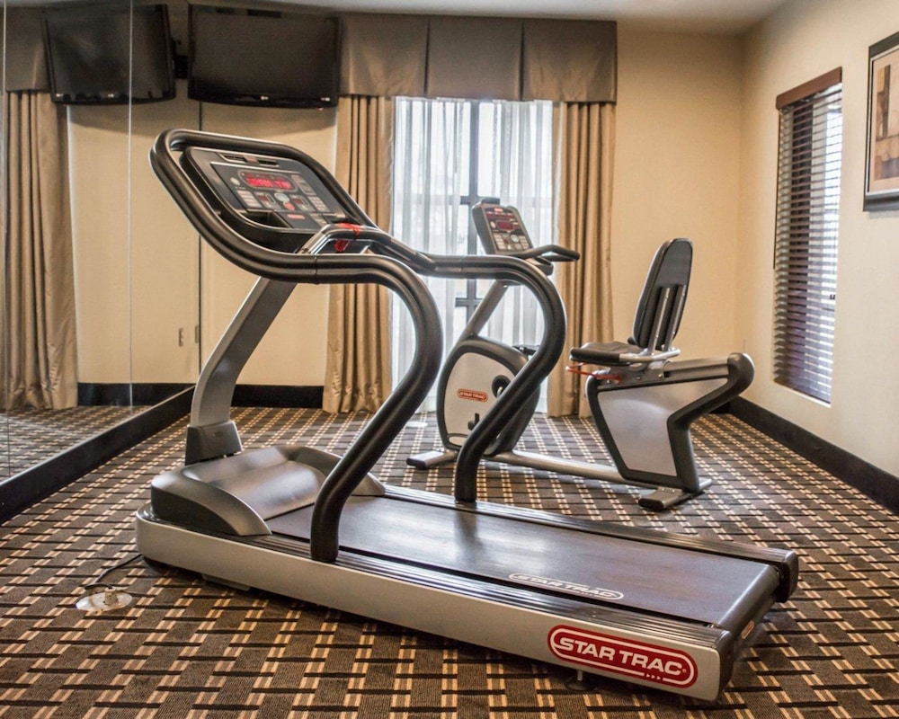 Fitness Facility, Comfort Suites Vero Beach I-95