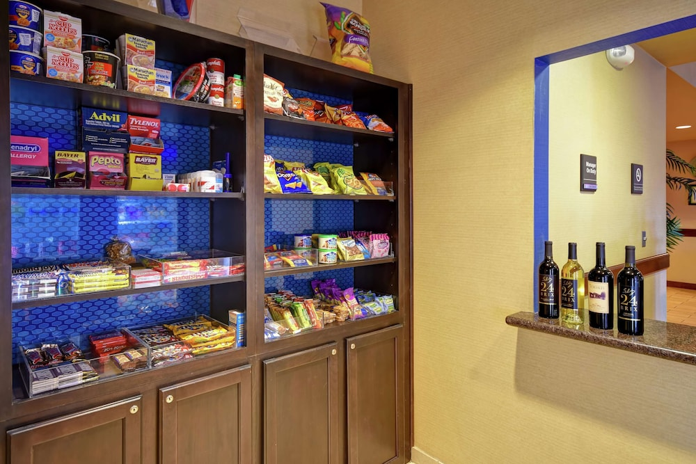 Snack Bar, Hampton Inn and Suites Folsom