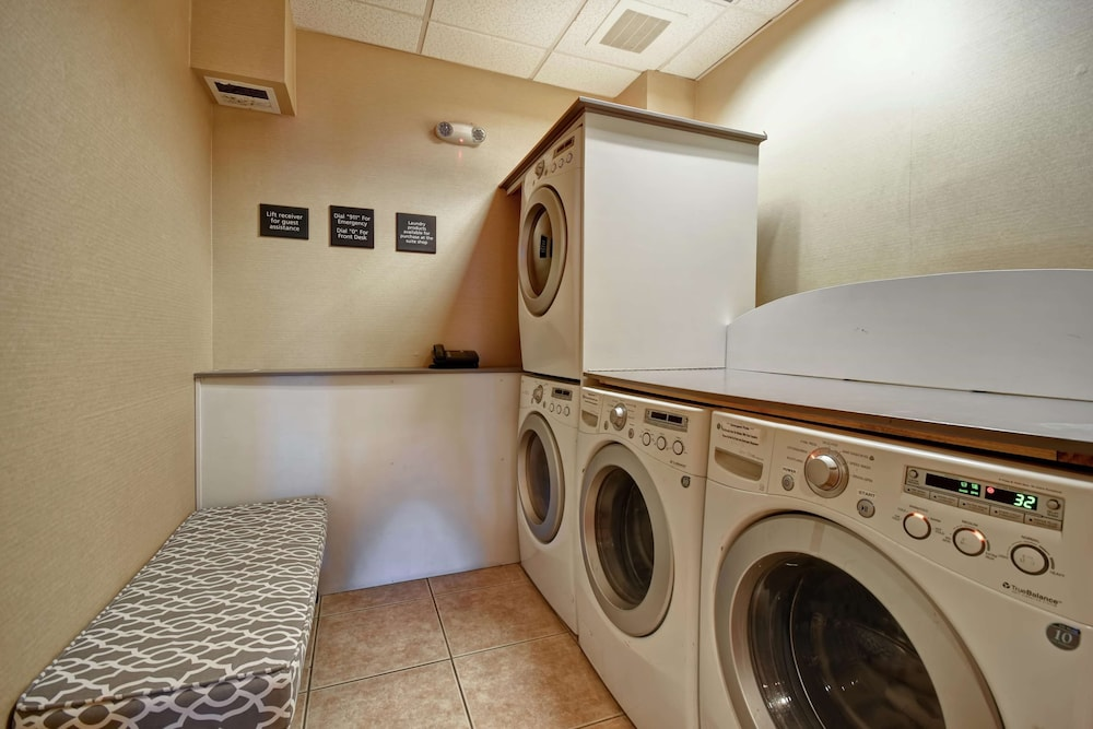Laundry Room, Hampton Inn and Suites Folsom