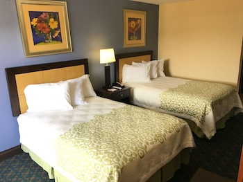 Days Inn & Suites Tampa near Ybor City/FL State Fair Grounds