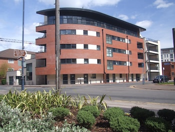 Comfort Zone Parkside Apartment Hotel Birmingham