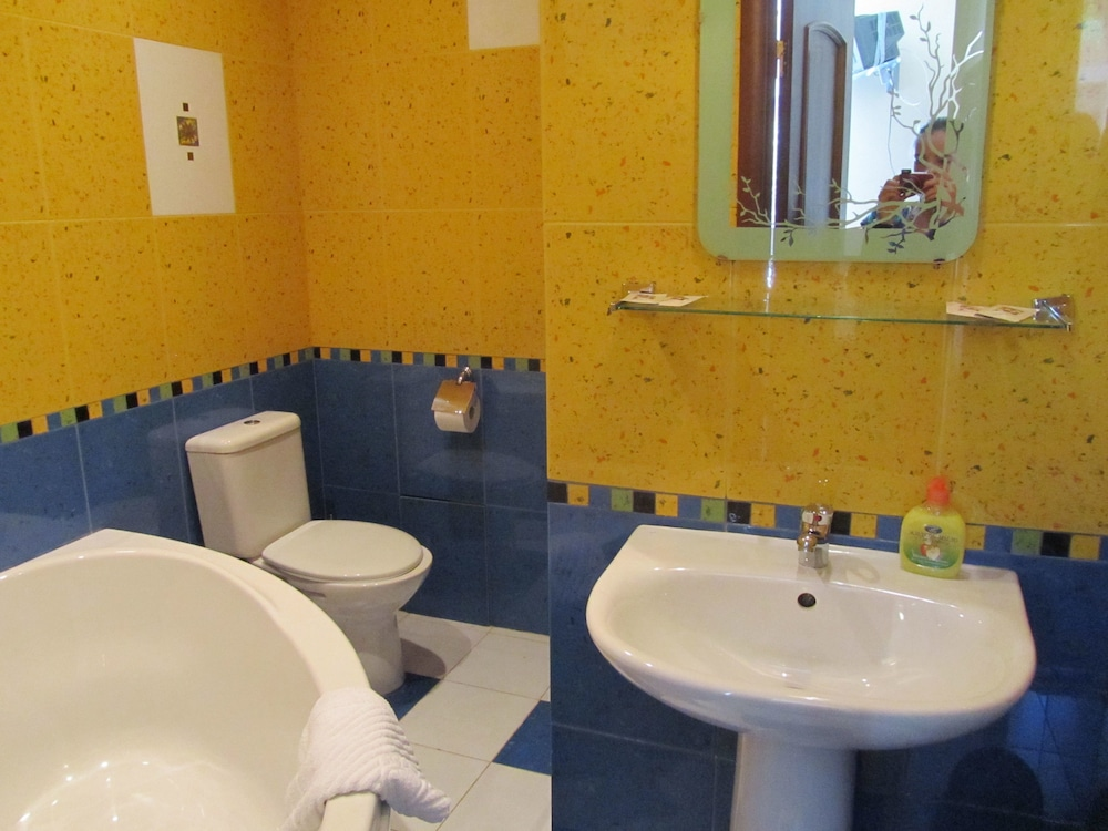 Bathroom, Residence on Moika