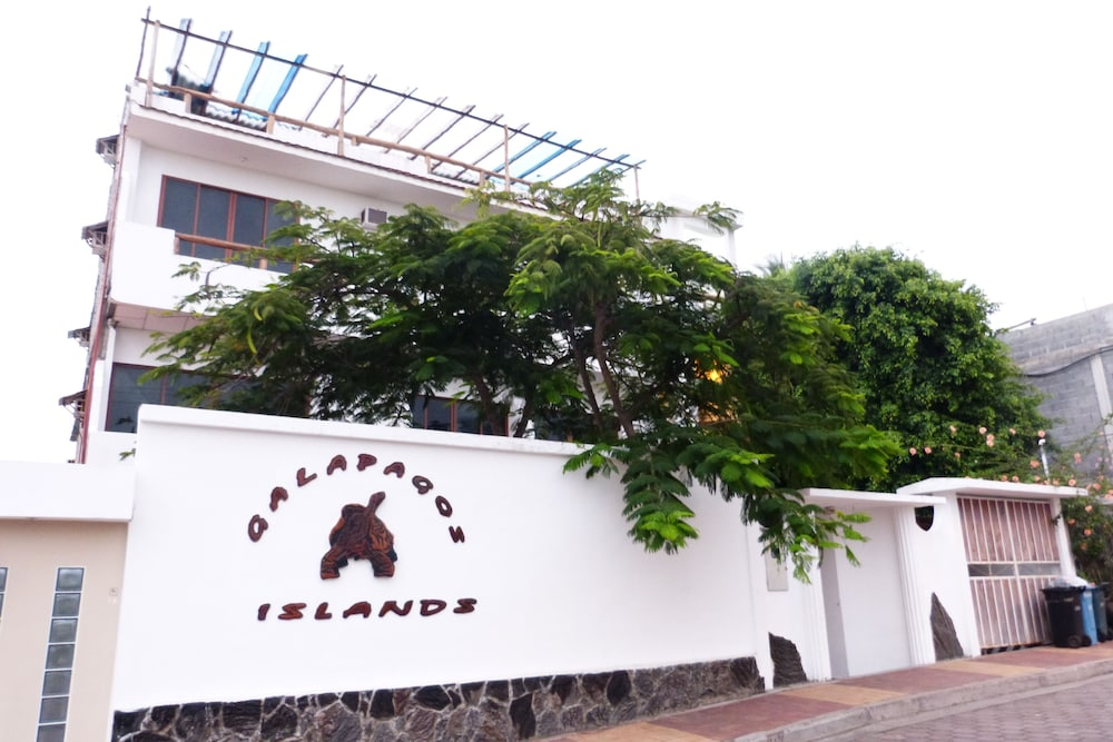 Front of Property, Galapagos Islands Hotel
