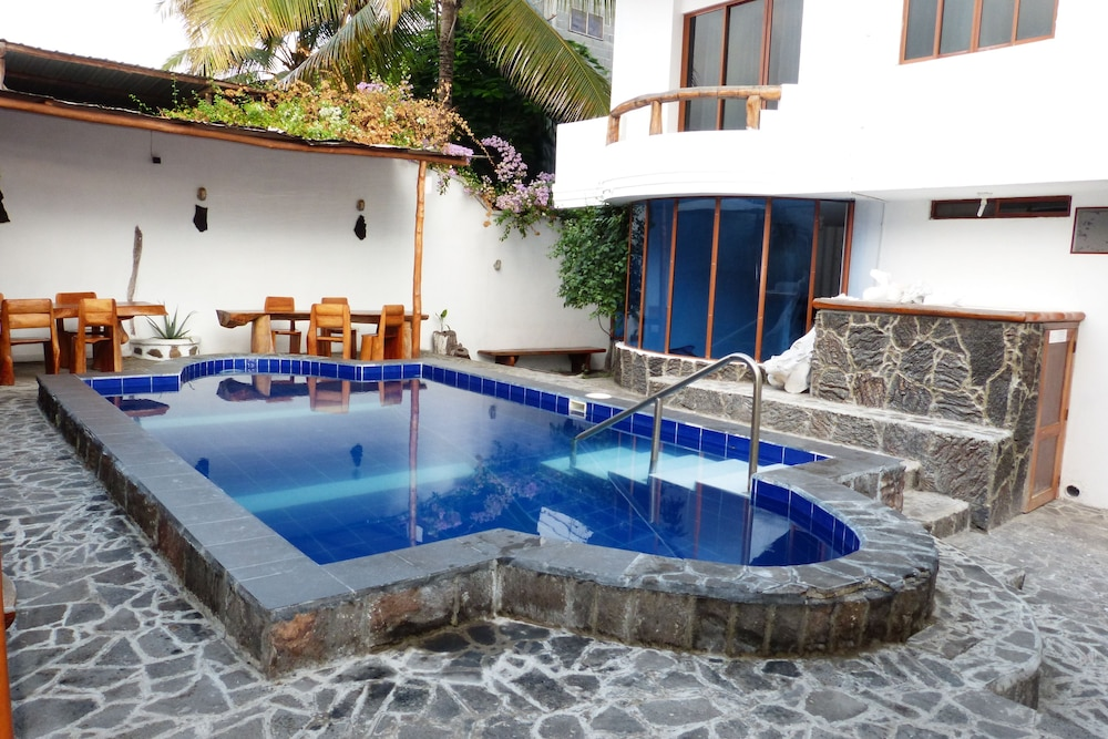 Outdoor Pool, Galapagos Islands Hotel