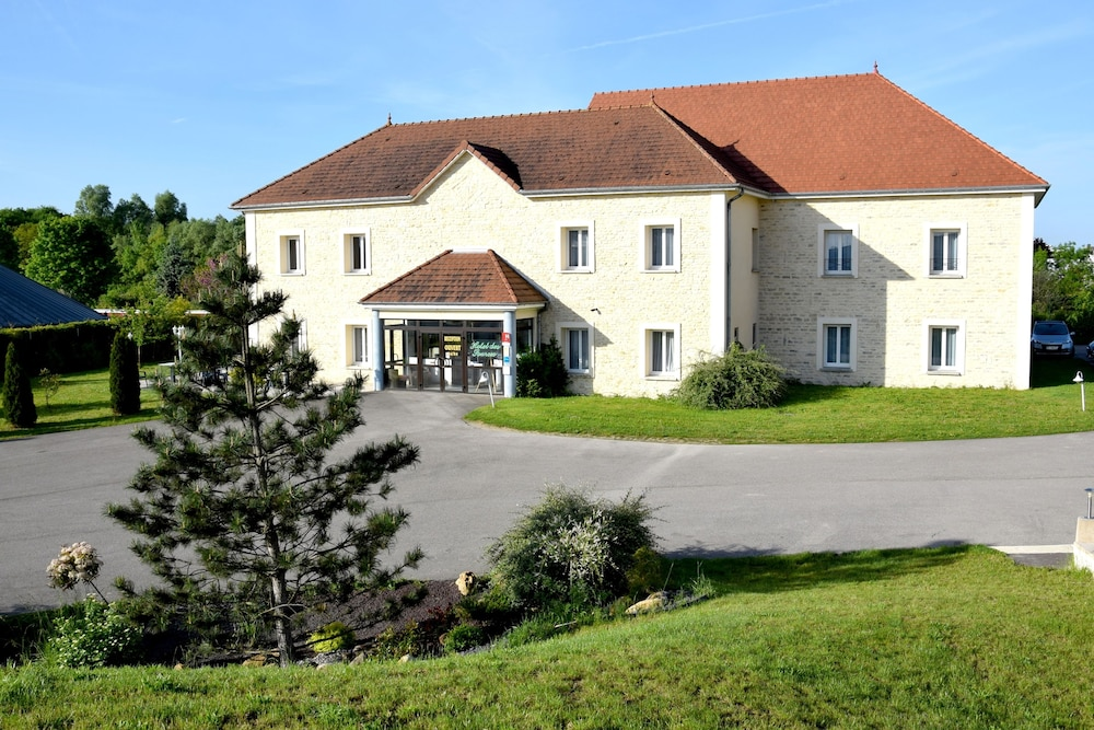 Exterior, Logis De France Des Sources