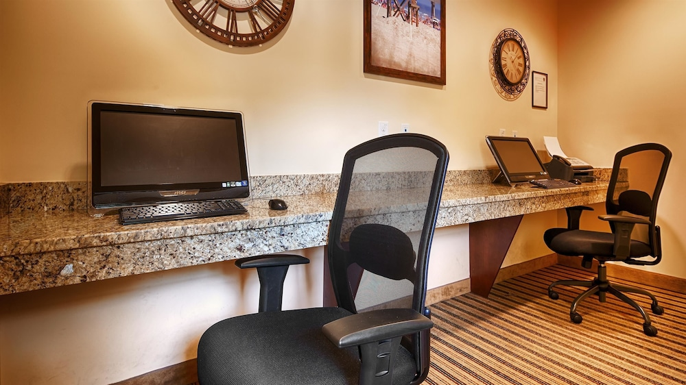Business Center, Best Western Plus Westgate Inn & Suites