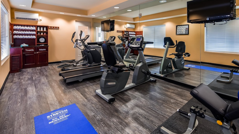 Fitness Facility, Best Western Plus Westgate Inn & Suites