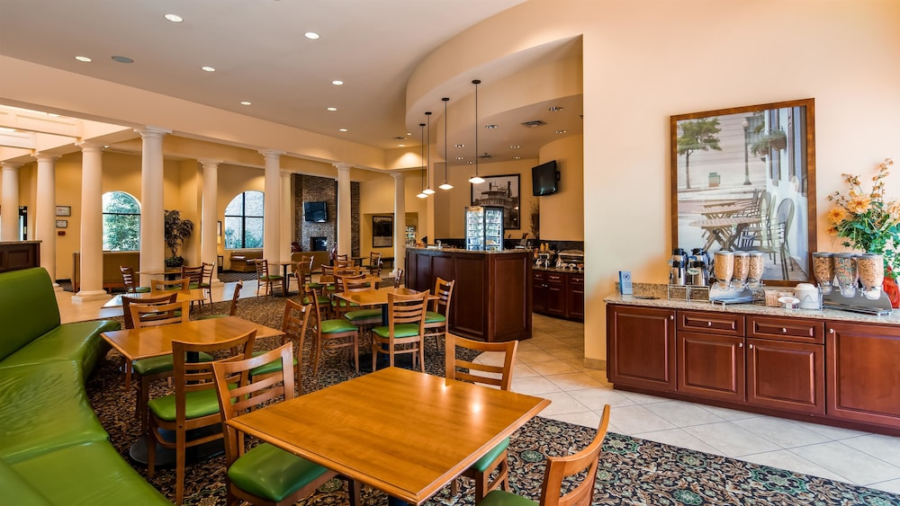 Breakfast Area, Best Western Plus Westgate Inn & Suites