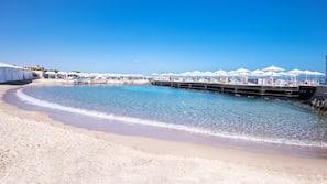 Am Strand, Strandtücher, Sporttauchen, Schnorcheln