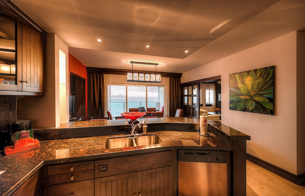 Private Kitchen, Welk Resorts Sirena del Mar