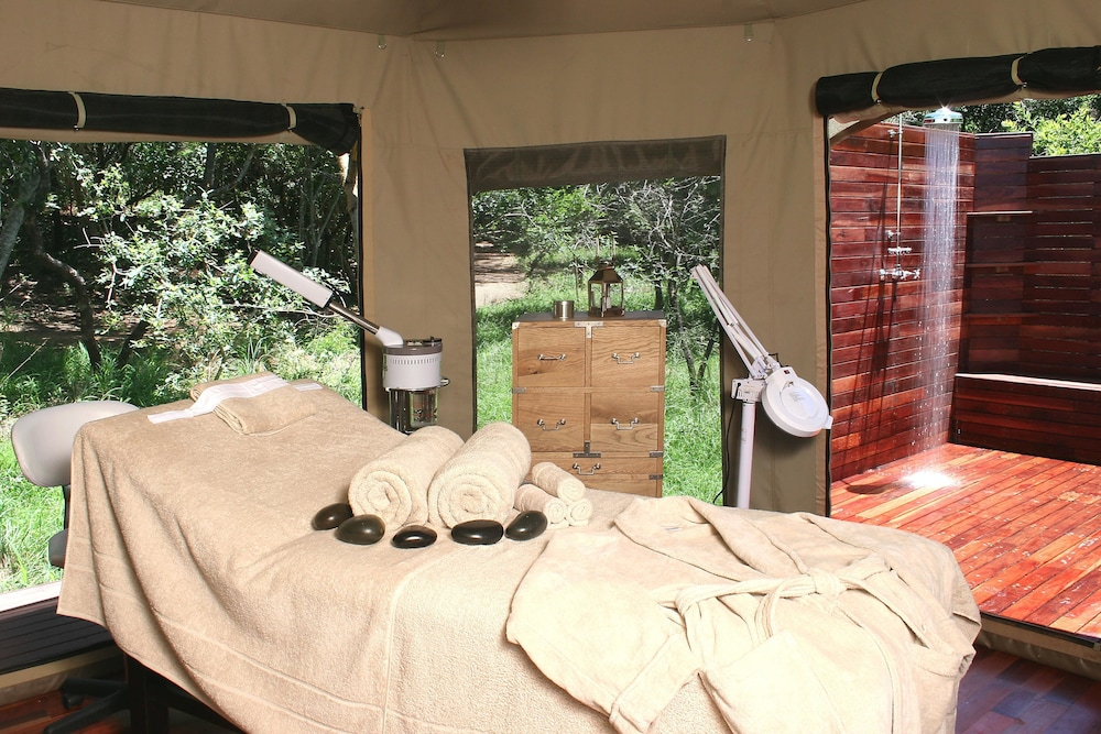 Treatment Room, Nkomazi Game Reserve