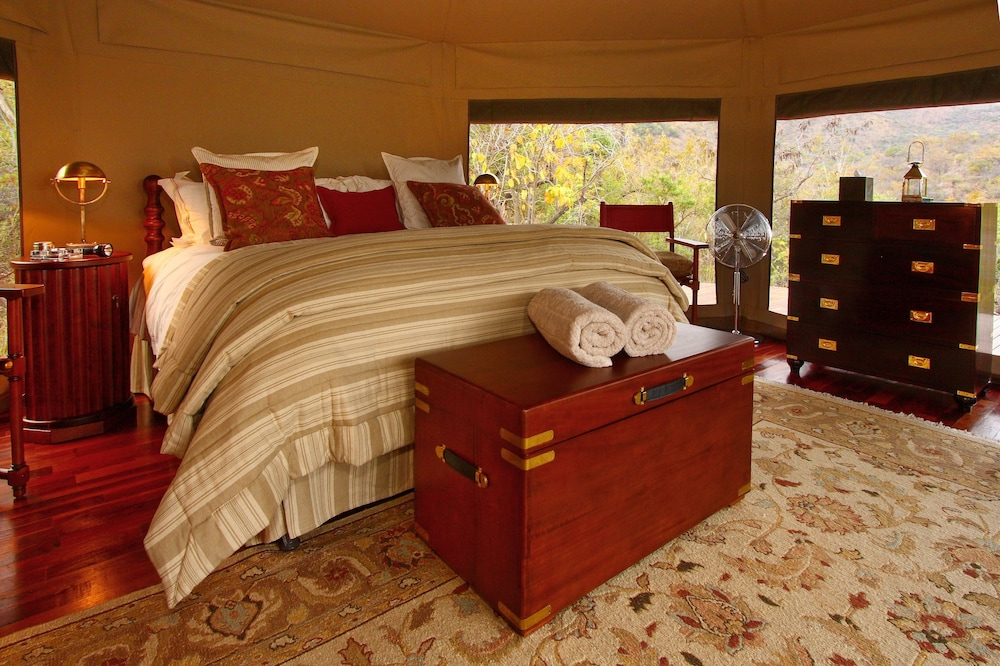 Room, Nkomazi Game Reserve