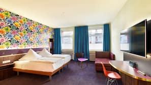 1 Schlafzimmer, hochwertige Bettwaren, Zimmersafe