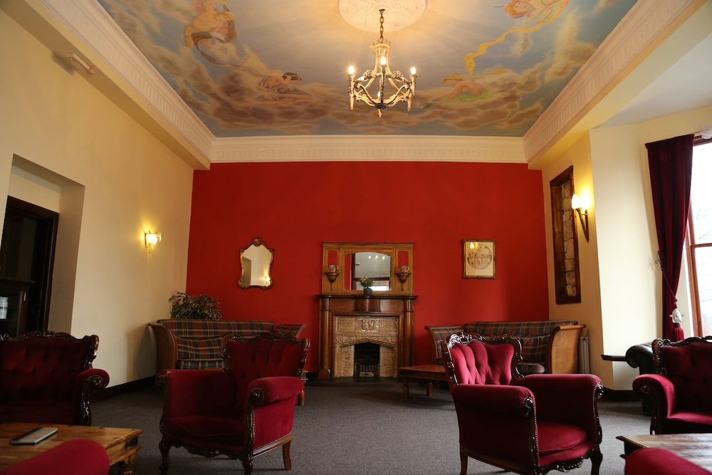 Lounge, Broomhall Castle