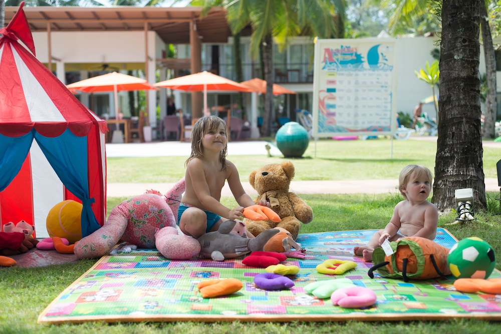 Children's Play Area - Outdoor, The Briza Beach Resort Khaolak