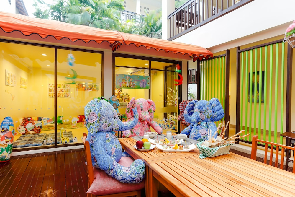 Children's Play Area - Indoor, The Briza Beach Resort Khaolak
