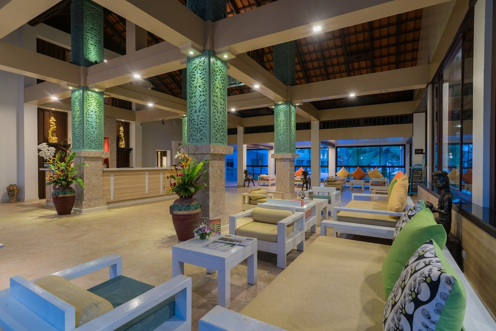 Lobby, The Briza Beach Resort Khaolak