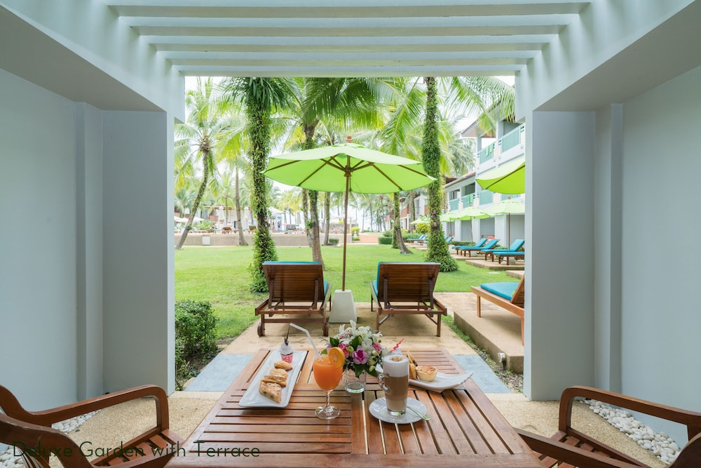 Porch, The Briza Beach Resort Khaolak