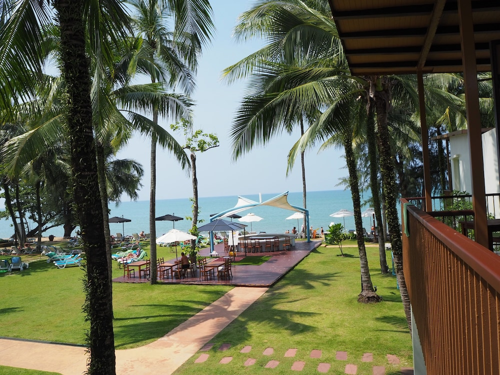View from Room, The Briza Beach Resort Khaolak