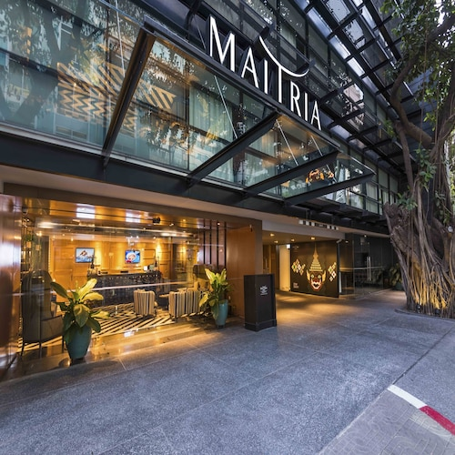 Maitria Hotel Sukhumvit 18 Bangkok- A Chatrium Collection