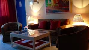 1 slaapkamer, lakens van Egyptisch katoen, luxe beddengoed
