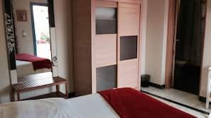 1 dormitorio, sábanas de algodón egipcio, ropa de cama de alta calidad