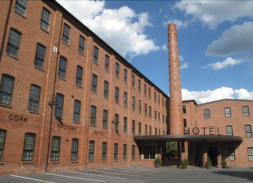 Check Expedia for Availability of Cork Factory Hotel
