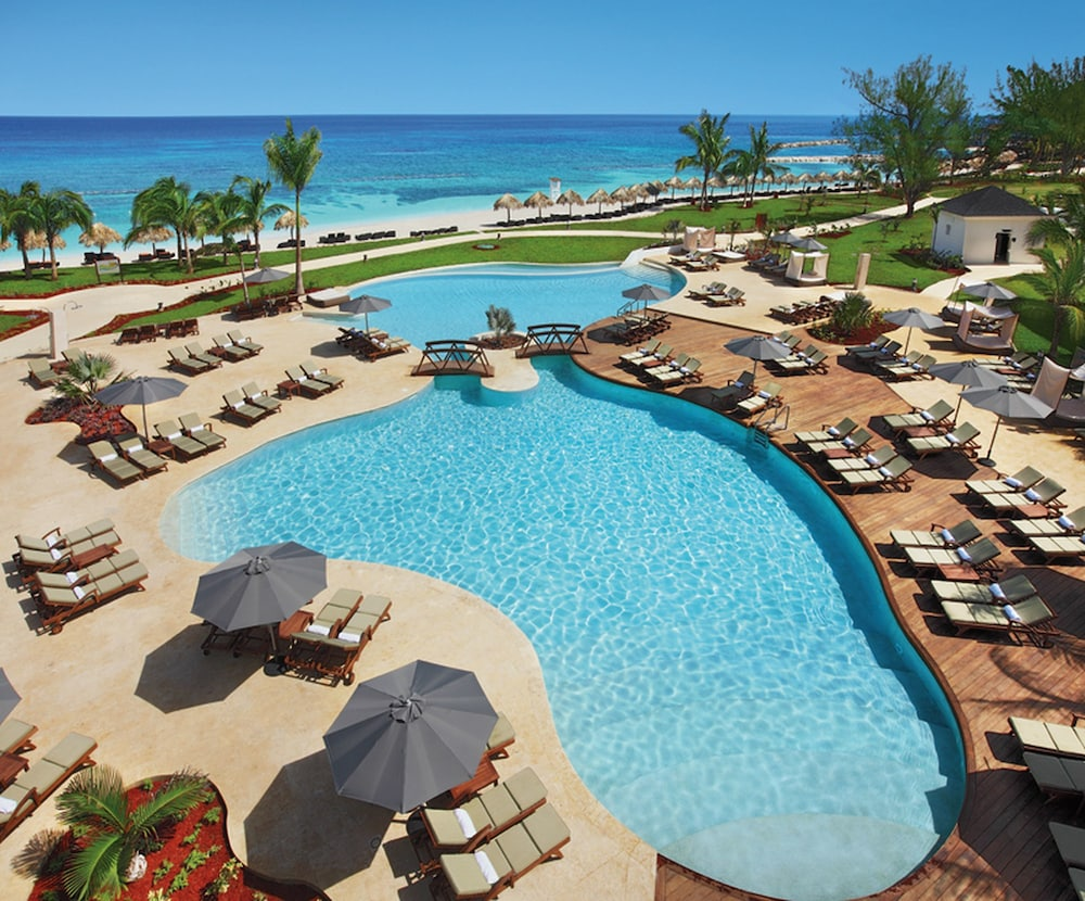 Outdoor Pool, Secrets St. James Montego Bay - Luxury – All Inclusive