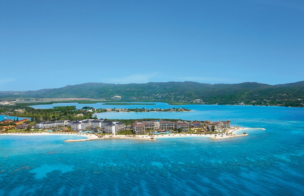 Aerial View, Secrets St. James Montego Bay - Luxury – All Inclusive