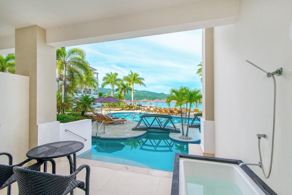 View from Room, Secrets St. James Montego Bay - Luxury – All Inclusive