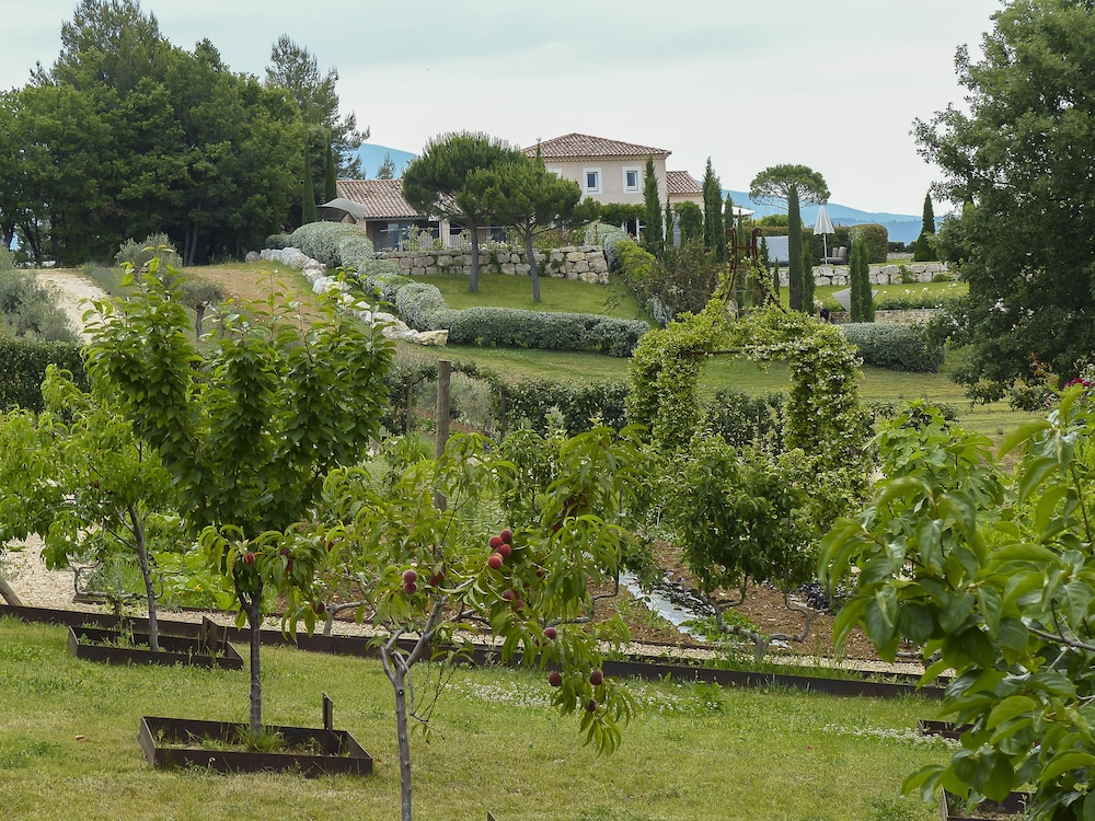 View from Property, Coquillade Village