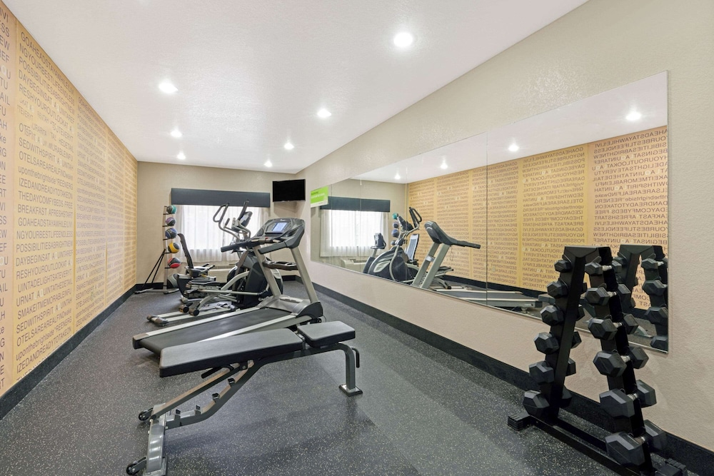 Fitness Facility, La Quinta Inn & Suites by Wyndham Ada