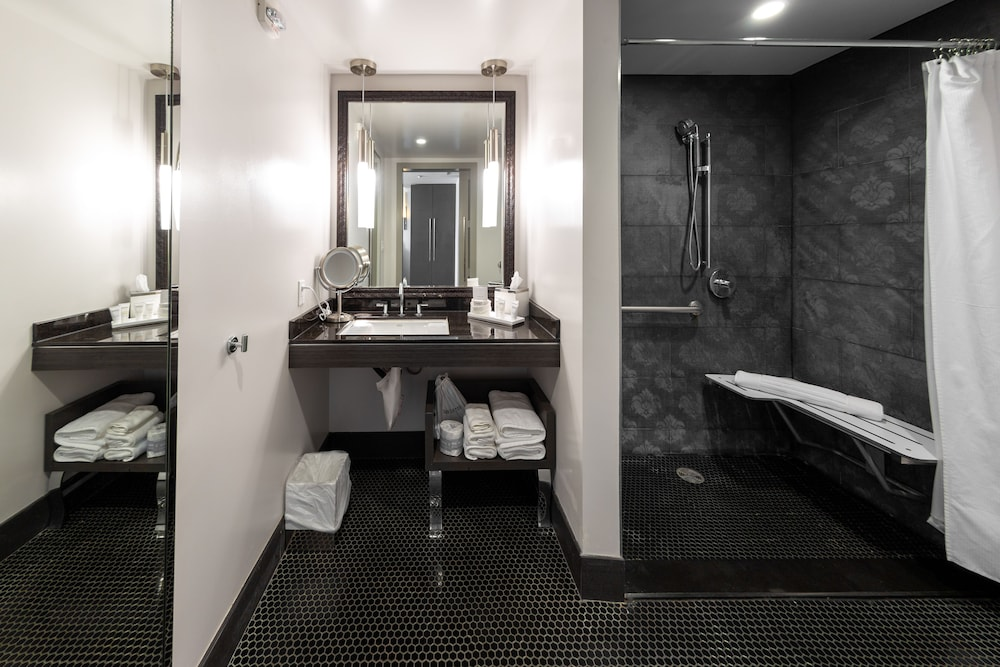 Bathroom, The Padre Hotel