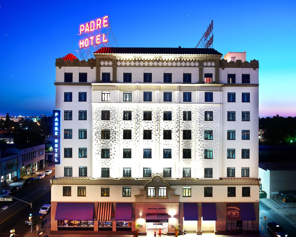 Featured Image, The Padre Hotel