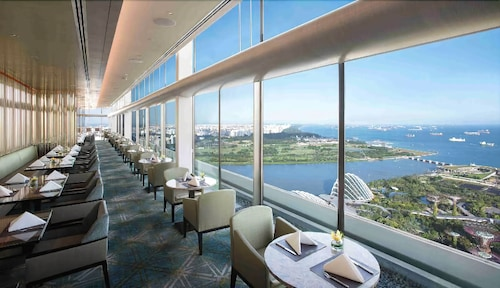 Restaurant, Marina Bay Sands