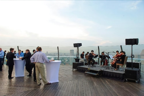 Terrace/Patio, Marina Bay Sands