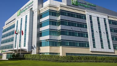 Holiday Inn Express Dubai Airport, an IHG Hotel