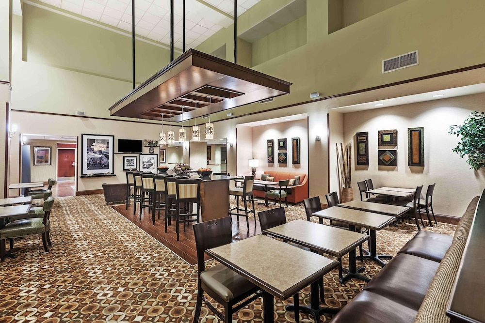 Restaurant, Hampton Inn & Suites Morgan City, LA