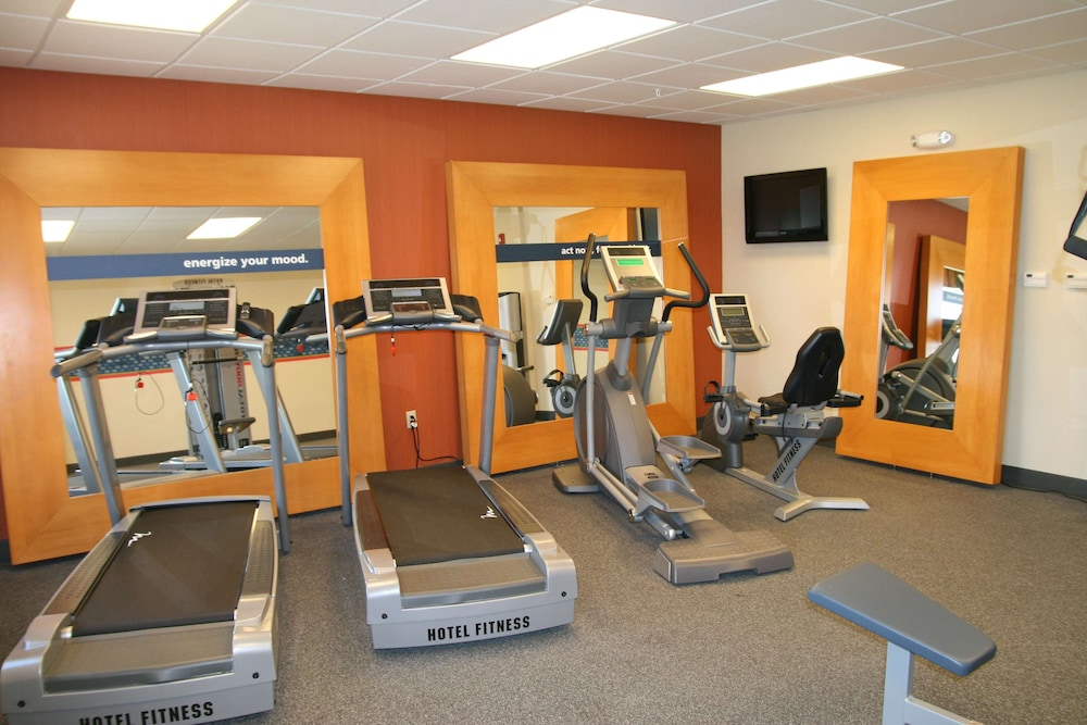 Fitness Facility, Hampton Inn & Suites Morgan City, LA