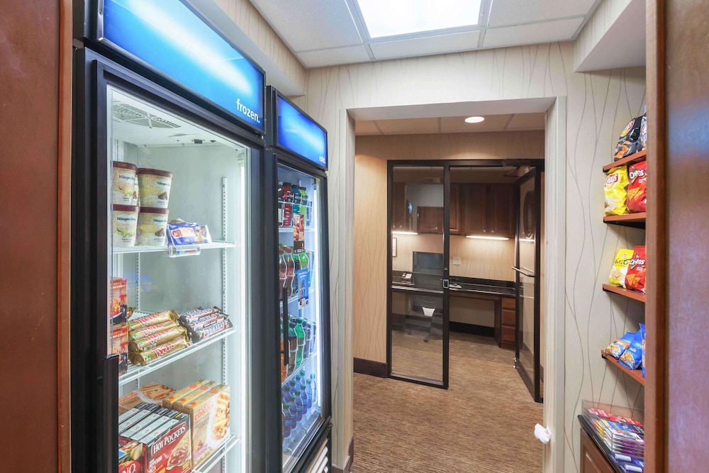 Snack Bar, Hampton Inn & Suites Morgan City, LA