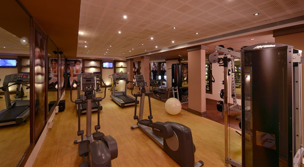 Gym, Resort Rio