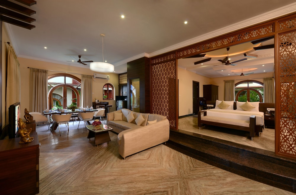 Living Area, Resort Rio