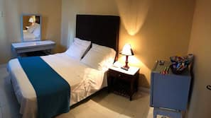 In-room safe, iron/ironing board, free rollaway beds