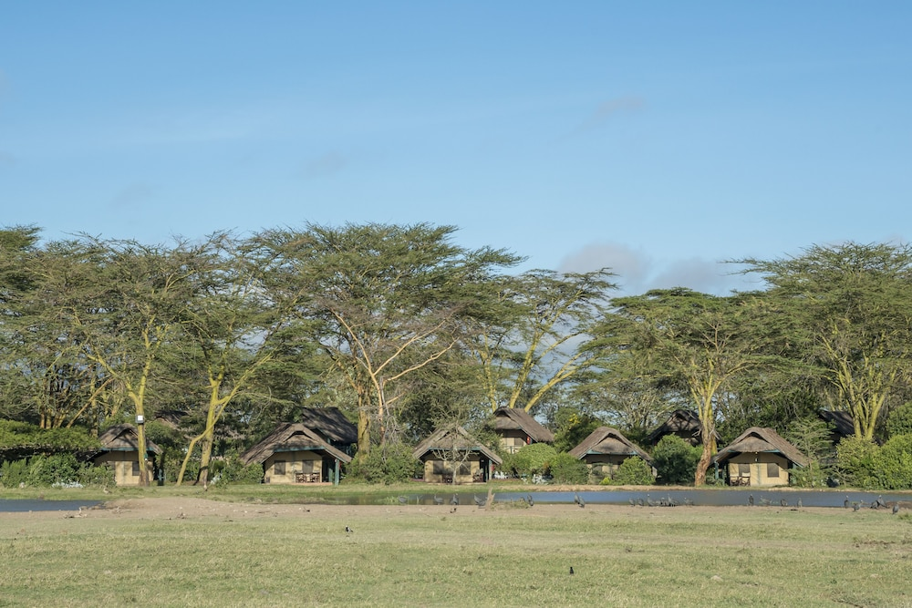 Land View from Property, Sweetwaters Serena Camp
