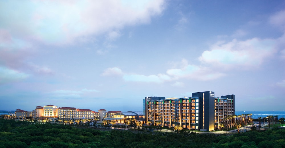 Property Grounds, Haevichi Hotel and Resort Jeju