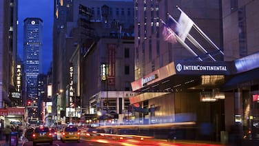 InterContinental - New York Times Square