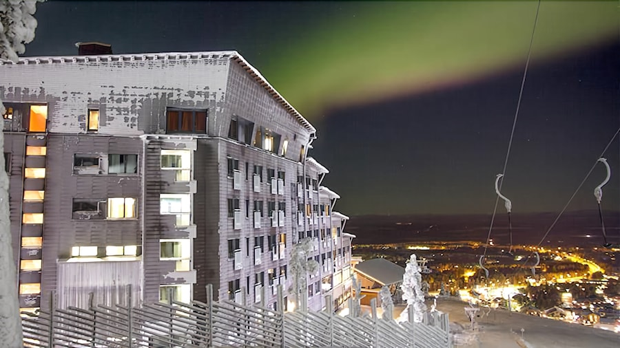 Hotel Levi Panorama & Levi Chalet Apartments