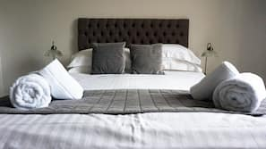 Premium bedding, free WiFi, wheelchair access